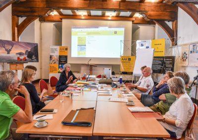 Eindrücke vom 2. AAK-Kinder-Allergie-Forum am 1. und 2. Juni 2019 in Herborn